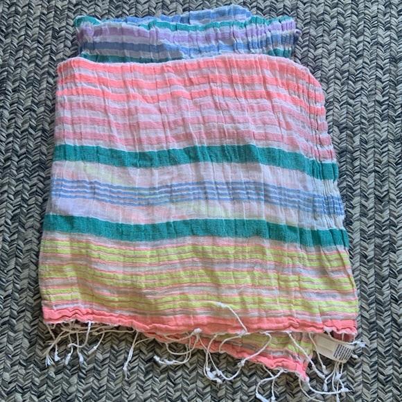 American Eagle scarf/ beach wrap